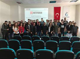Seminar at Manisa Celal Bayar University